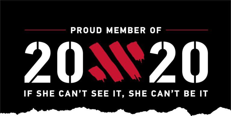 20x20 member logo